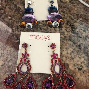 Jewelry - Macy's earrings